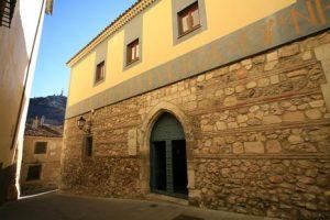 Taller de cerámica. Rubén Navarro. Museo de Cuenca.