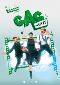 """Gag Movie"" Producciones Yllana. Auditorio de Tarancón."