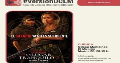 El cine en Versión Original Subtitulada en #VersiónUCLM