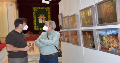La Diputación de Cuenca acoge hasta el 31 de julio la exposición «Fuego» del fotógrafo Melli Pérez.