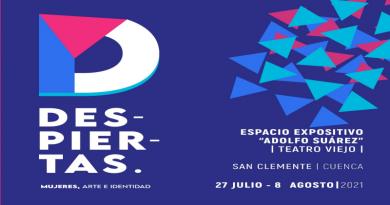 """La exposición """"DESPIERTAS. MUJERES, ARTE E IDENTIDAD"""" llega a San Clemente"""
