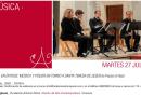 El grupo Piacere di flauti llega a la Fundación Antonio Pérez