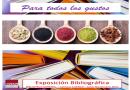 """""""Para todos los gustos"""" nueva exposición en la Biblioteca General del Campus de Cuenca."""