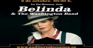 Noche de Jazz con The Washington Band en el Auditorio de Cuenca