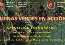 """Exposición militar y conferencia """"Boinas Verdes en Acción"""" en Huete"""