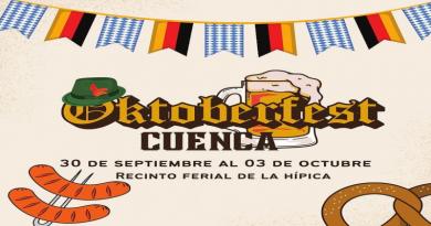 """Llega al Recinto Ferial de La Hípica en Cuenca """"OKTOBERFEST"""" la fiesta de la cerveza."""