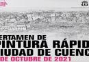 El Ayuntamiento de Cuenca celebra el próximo sábado el Certamen de Pintura Ciudad de Cuenca