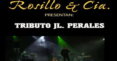 """Rosillo & Cía presentan en Tragacete """"Tributo a JL. Perales"""""""