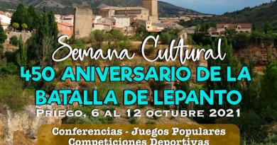 Semana Cultural en Priego del 450 Aniversario de la Batalla de Lepanto