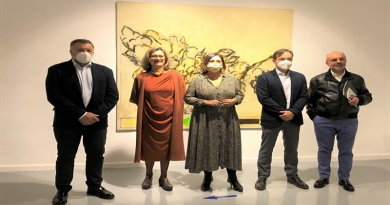 Cuenca acoge la primera exposición póstuma de Alberto Corazón, en la que se muestra su trabajo pictórico