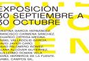 Exposición del I Certamen de Creación y Arte Joven en la Sala de Exposiciones del Centro Joven de Cuenca